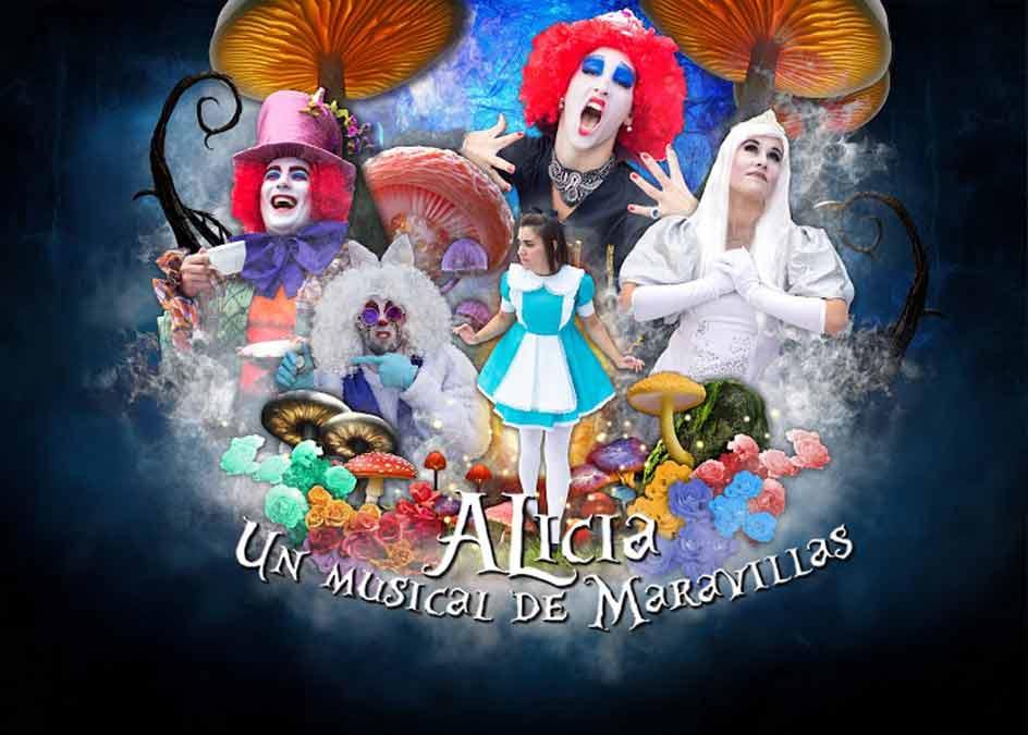 Alicia Un Musical De Maravilla Upc