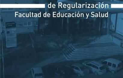 Nuevos concursos de regularización docente en la FES