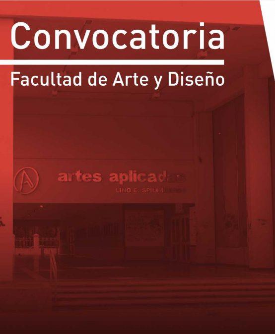 Prórroga en la convocatoria de Horas por Módulos Universitarios en la FAD