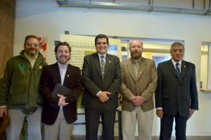 Presentaron la Tecnicatura en Guardaparque de la Universidad Provincial de Córdoba