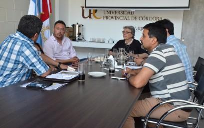 La UPC iniciará acciones en la ciudad de Cruz del Eje