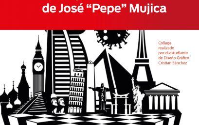 """Estudiantes realizan representaciones gráficas vinculadas al pensamiento de José """"Pepe"""" Mujica"""