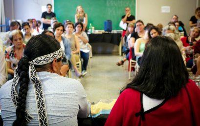 Poner en valor los saberes y haceres de pueblos indígenas