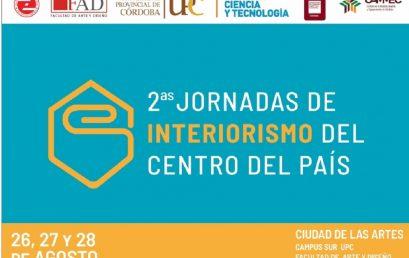 Publicación digital de lasSegundas Jornadas de Interiorismo del Centro del País