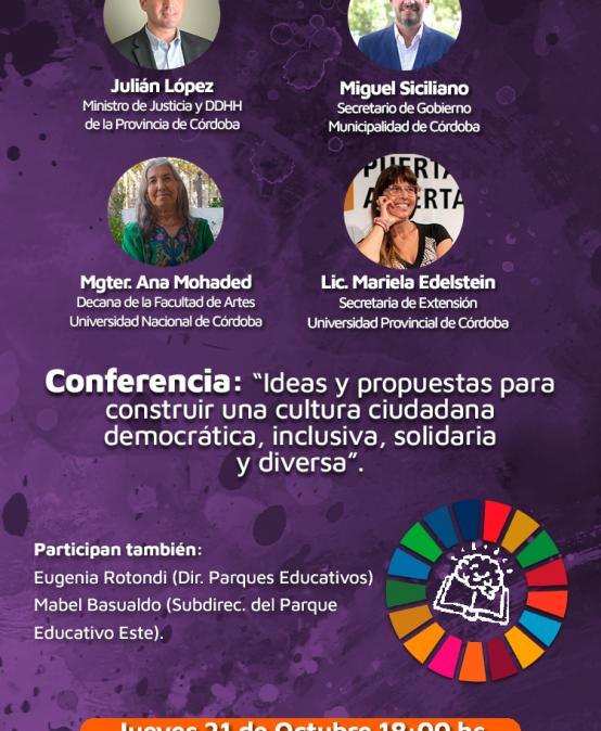 """La UPC en el 4to webinar del Seminario Transformando ciudades: """"Comunidad, convivencia y Derechos Humanos"""""""