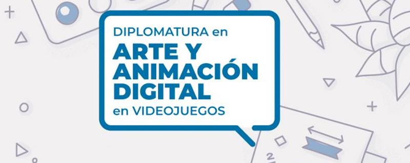 Diplomatura en arte y animación digital en videojuegos