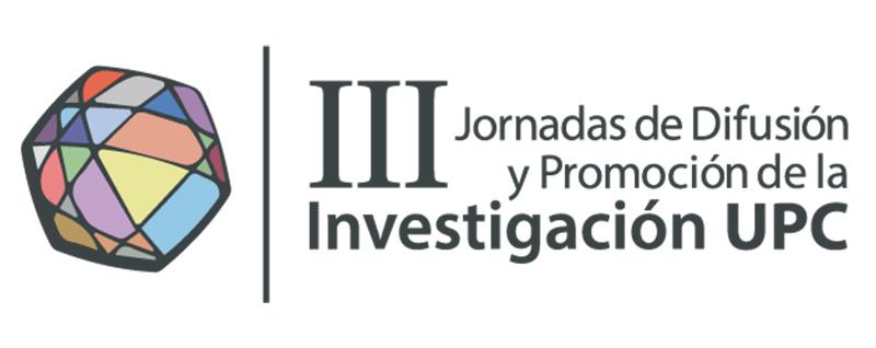 III Jornadas de Difusión y Promoción de la Investigación UPC