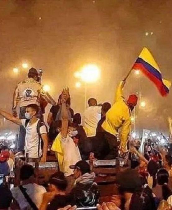 La UPC se solidariza con el pueblo colombiano