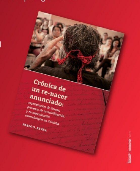 Invitamos a la presentación del libro: Crónica de un renacer anunciado