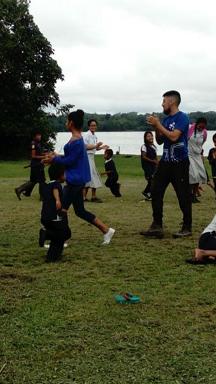 Conversatorio: El abordaje comunitario con pueblos originarios de la Amazonia Ecuatoriana desde perspectivas del juego y la recreación
