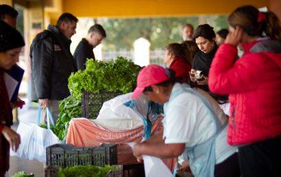 ¡Vuelve la Feria de Alimentos de la Agricultura Familiar!