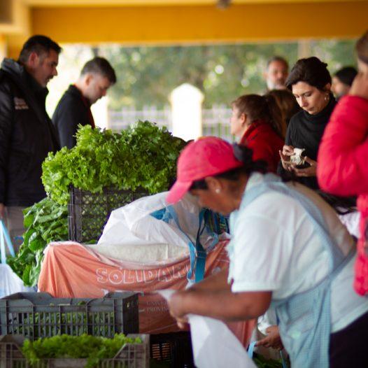 ¡Visita la Feria de Alimentos de la Agricultura Familiar en el campus Ciudad de las Artes!