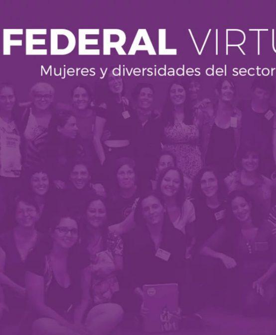 Sumate al Foro Federal Virtual de la Agenda de Géneros y Música del INAMU