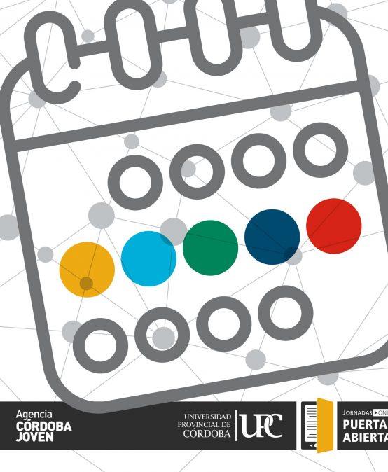 ¡Conoce la Universidad Provincial de Córdoba en las Jornadas de Puertas Abiertas 2020!