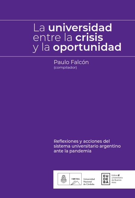 Un libro que aborda las respuestas de las universidades ante la crisis del coronavirus