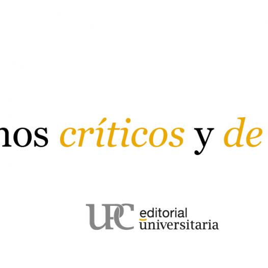 Nueva convocatoria para la Colección Cuadernos de Cátedra y Cuadernos  Críticos
