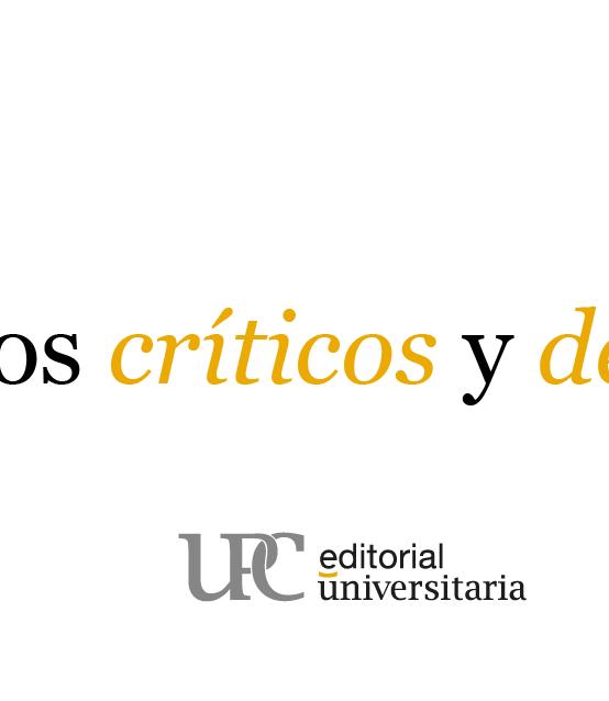 Extienden la convocatoria para la Colección Cuadernos de Cátedra y Cuadernos Críticos