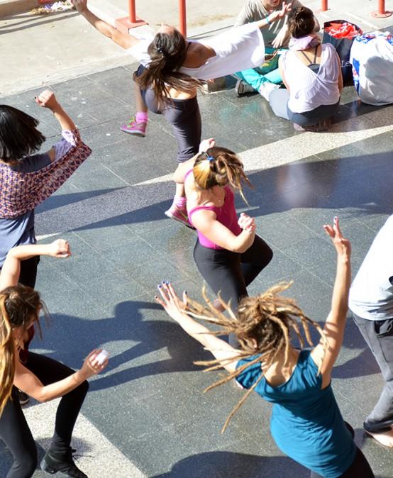 Cursos de teatro y danza en la UPC