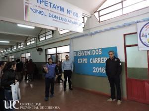 Expo Carreras 2016 de Arroyito