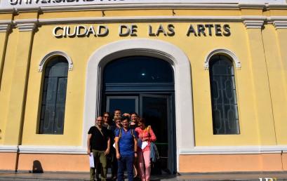 Representantes de Erasmus + visitan la UPC