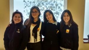 Docente y alumnas de la FTA reconocidas en concurso - Comunicación FTA UPC
