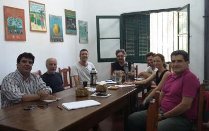 Reunión con INTA – Villa Dolores