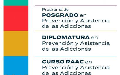 Nuevas propuestas de Educación Superior en Adicciones