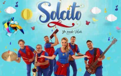 YO PUEDO VOLAR – SOLCITO FIJO (INFANTIL MUSICAL)