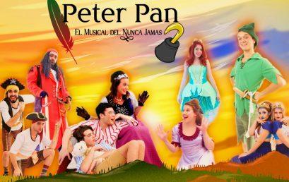 PETER PAN EL MUSICAL DEL NUNCA JAMÁS (MUSICAL)
