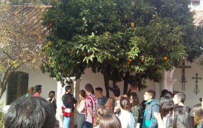 Estudiantes de Guía y Asistente Superior de Turismo realizaron prácticas extra-aúlicas