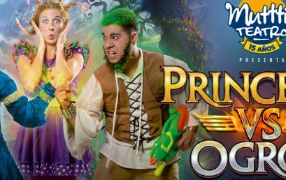 PRINCESAS VS OGROS (TEATRO)
