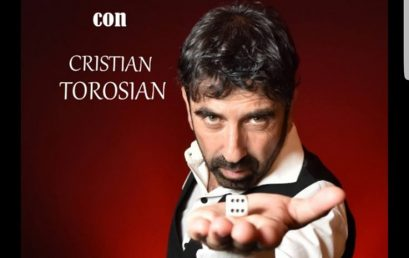 """""""EL MILAGRO DE LAS CONEXIONES"""" (MAGIA) Con Christian Torosian"""