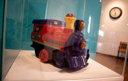 Continúa la muestra Yo quiero ver un Tren en Sala Farina de la UPC