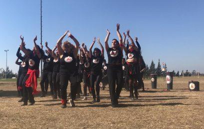 El Taller de Danza y Percusión de la UPC abrió el TEDxCórdobaSalón