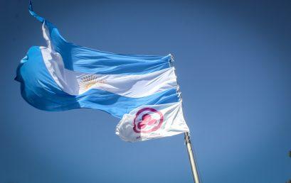 Izamos la bandera de la Paz en la UPC