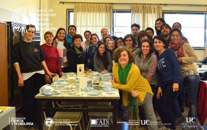 Finalizaron las Jornadas de Conservación de Bienes Culturales y Patrimoniales