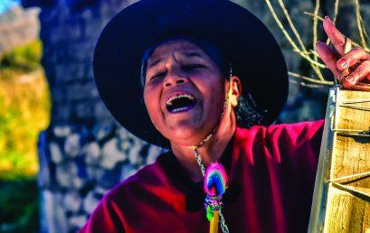 Se viene la Primera Jornada de Canto Ancestral Andino en la FAD