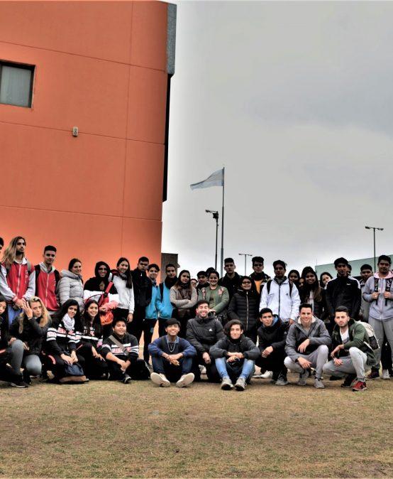 Se realizaron las Jornadas de Puertas Abiertas en la Facultad de Educación Física