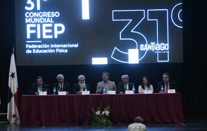 La FEF participó en el Congreso Mundial de la Federación Internacional de Educación Física