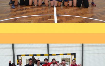 Los equipos de la UPC son los nuevos campeones del Torneo de la Unión Cordobesa de Handball Amateur