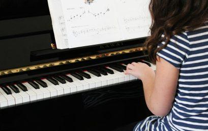 Vení a disfrutar de la Audición de Piano de nivel inicial