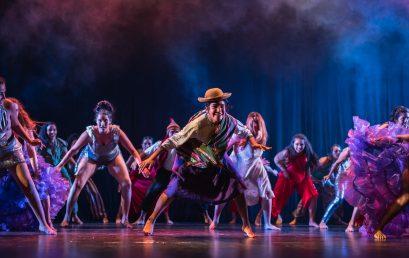 Estudiantes de 4to año del Profesorado de Danza presentaron sus trabajos finales