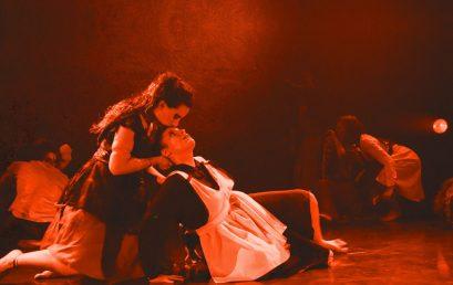 Sumate a la intervención de danza: En red, al cuerpo con amor