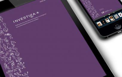 Convocatoria para publicar en la revista Investiga+ 2021