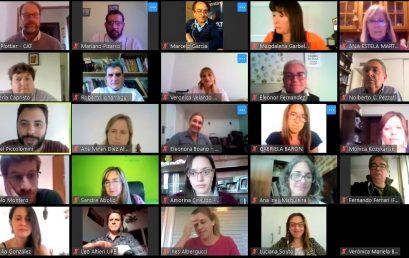 La FTA participó del encuentro virtual de la Comisión Académica de la CAT