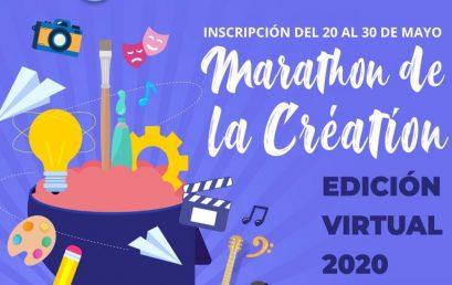 Maratón creativa organizada por la Alianza Francesa