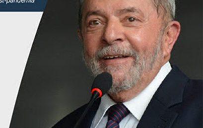 """""""Reflexiones sobre el atardecer"""" en diálogo con Lula Da Silva"""