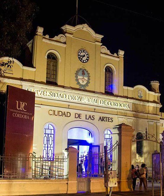 La Universidad Provincial de Córdoba conmemora los 15 años de Ciudad de las Artes