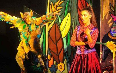 ¡No te pierdas los espectáculos del nuevo ciclo de Teatro en Casa de la UPC!