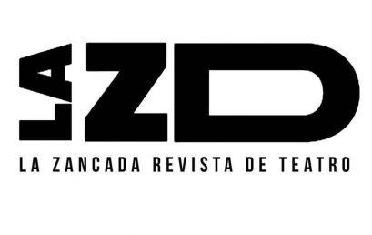 Lanzamiento de la nueva revista de la compañía de Teatro La Zancada
